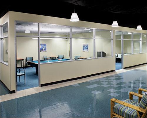 Commercial Linoleum Floor Installation In Newark NJ 07112 Job Completed 6 2009